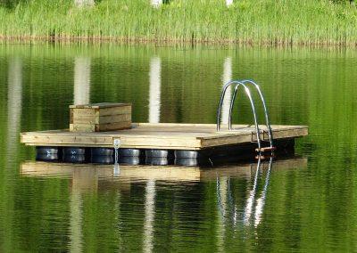 Kuha-laituri-uimaponttooni